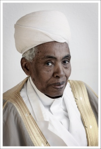 Adel Quraishi's photograph of Ahmed Ali Yaseen for The Guardians Exhibition