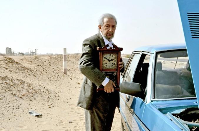 Nour El-Sherif in Cairo Time